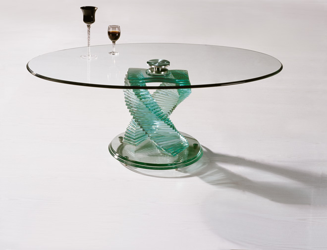comment nettoyer table en verre