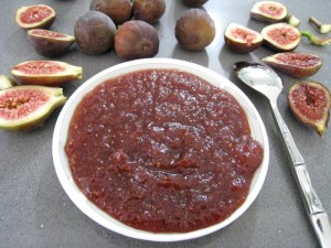 chutney aux figues